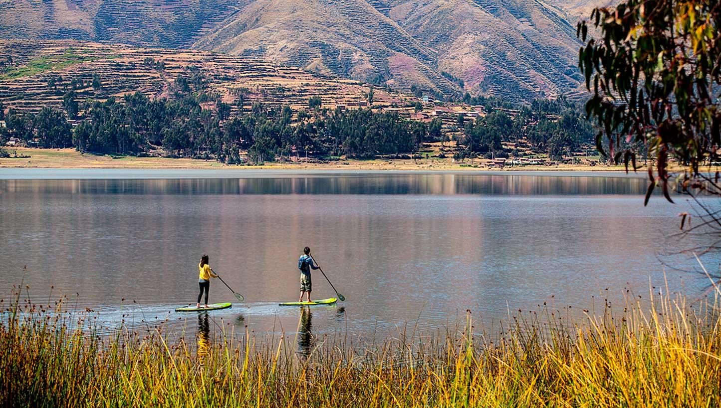 10′ Lake