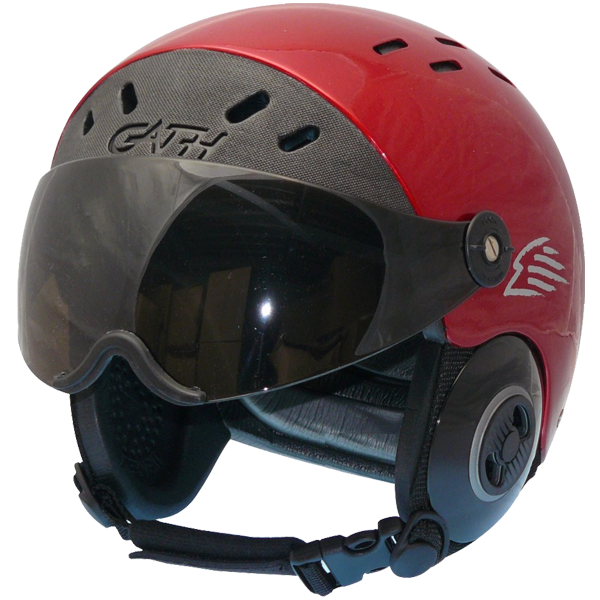 Visor Casco Convertible