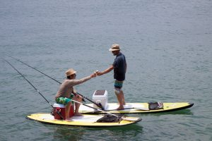 Paddle Board para Pescar - Sunset Fisher