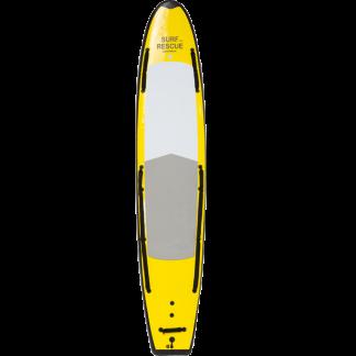 Surf Rescue 10 6 front amarilla