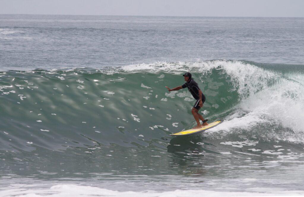 Chaman Rider en Puerto Nuevo