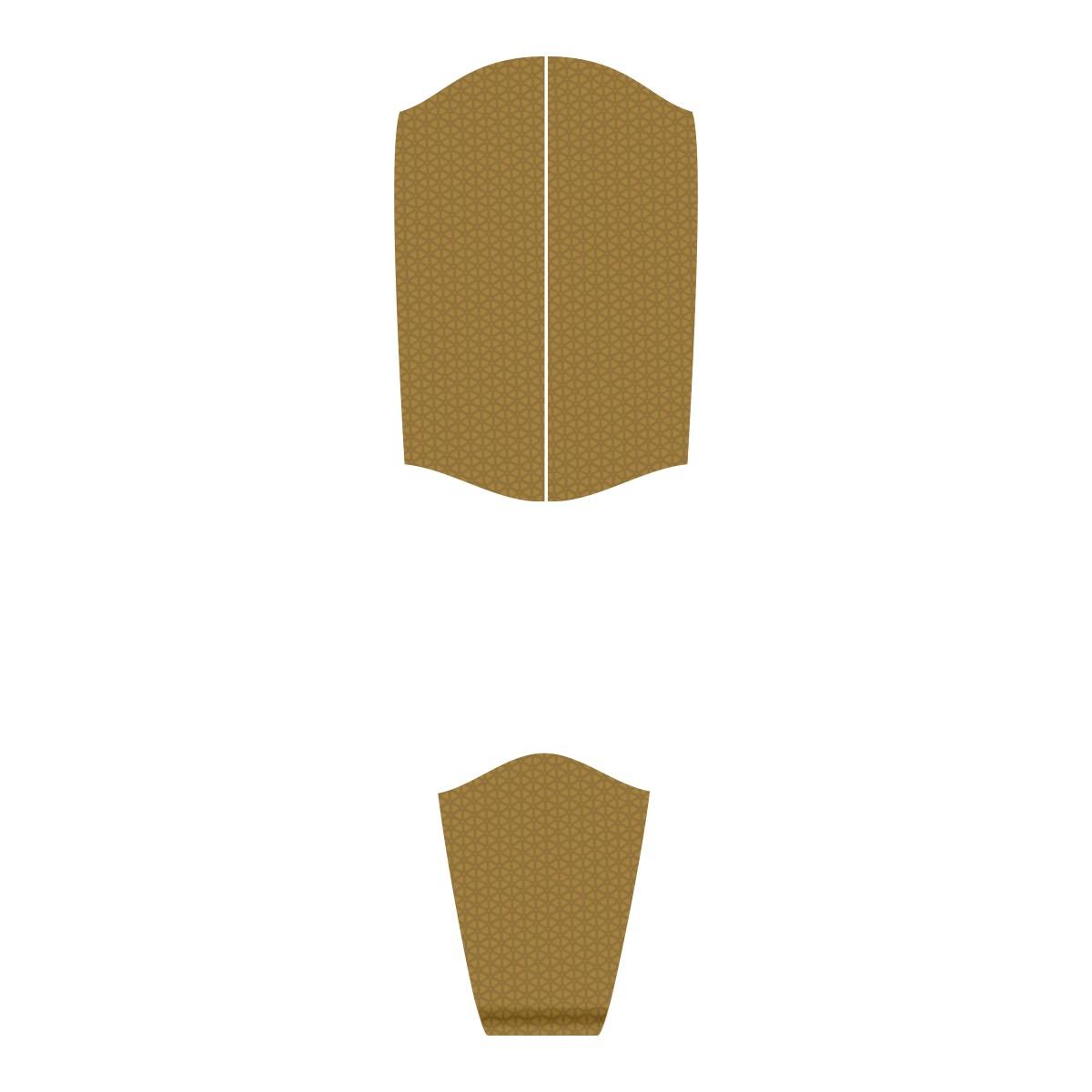 Grip Waxless 6'9 a 8'2 Dual