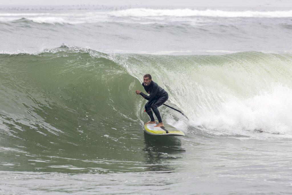 Beneficio de hacer paddle surf