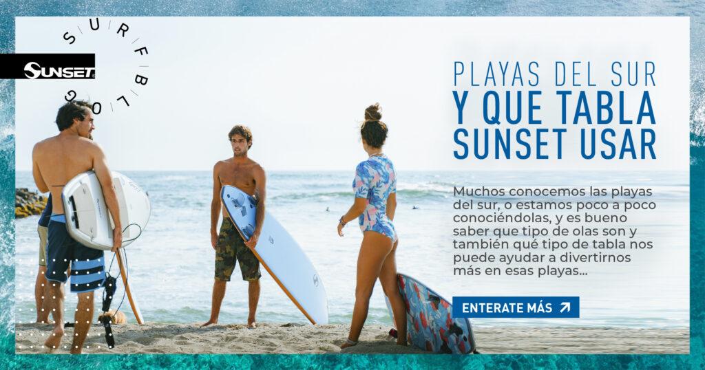 Playas del sur de Lima para surfear en invierno